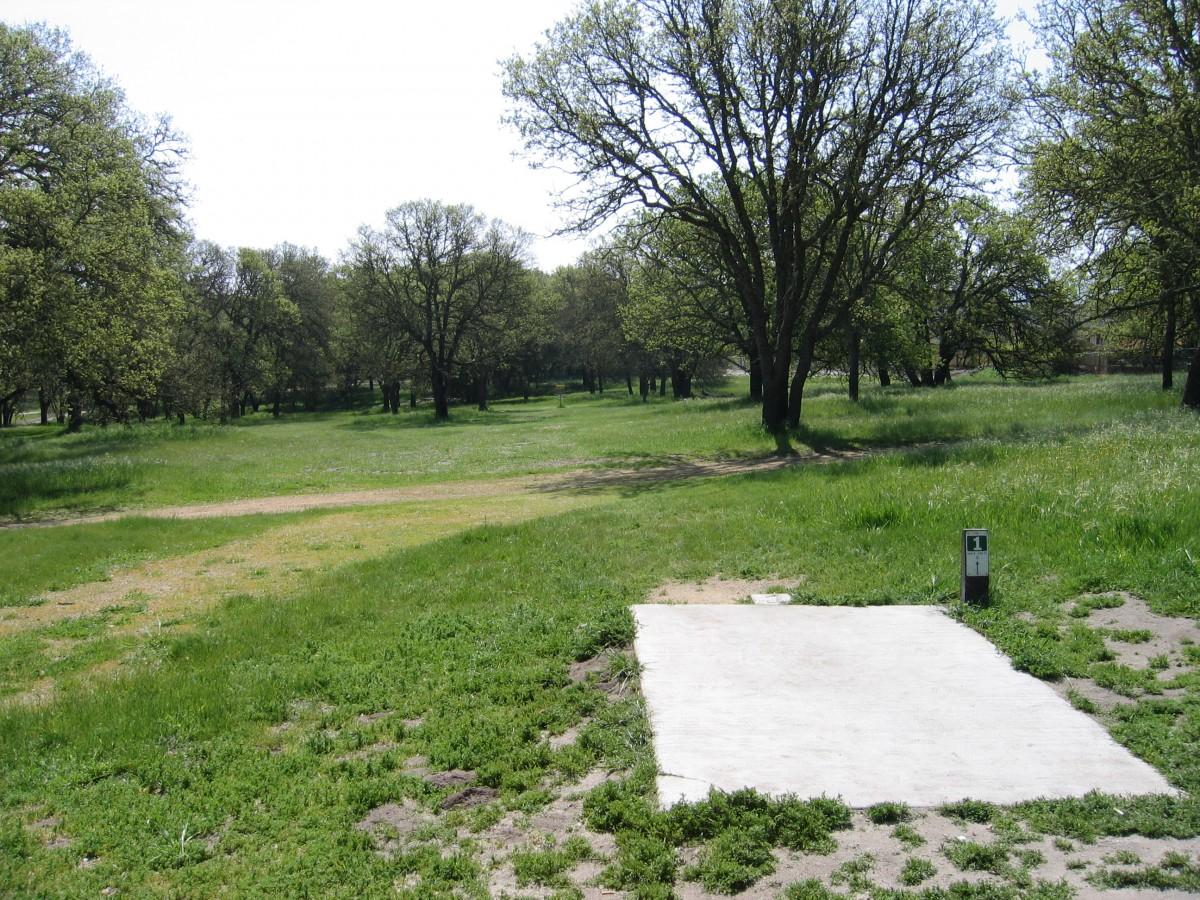 Heilmann Disc Golf Course Slothrowers Disc Golf Club