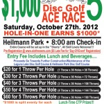 SLOTHROWERS $1000 ACE RACE 5!!! (10/27/2012)